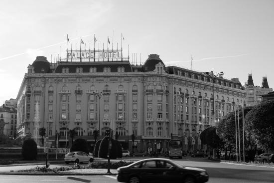 Hotel facade picture of the westin palace madrid madrid - Hotel the westin palace madrid ...