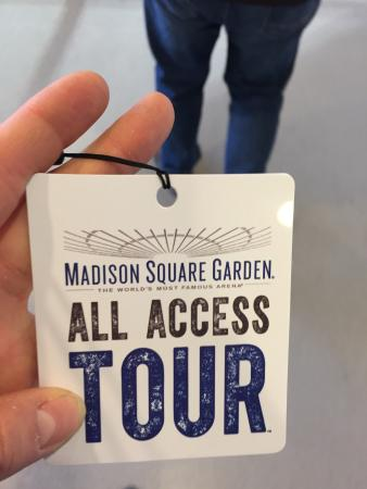 all access tour ny
