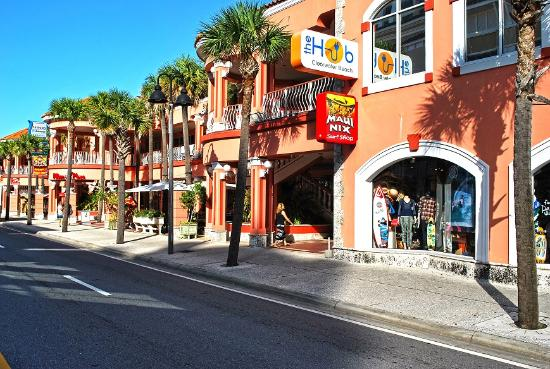 Shopping Picture Of The Island Cay At Clearwater Beach