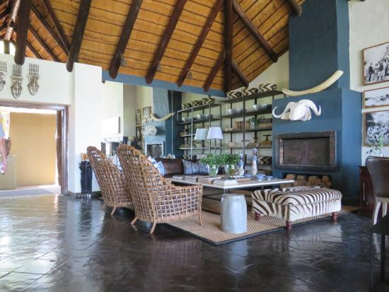 Londolozi Private Game Reserve, South Africa: Varty Deck