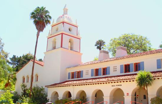 Camarillo, CA: California State University Channel Islands Bell Tower