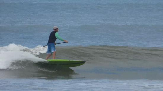 Pavones, Costa Rica: Expert surfers can enjoy wave after wave after wave with long left rides.