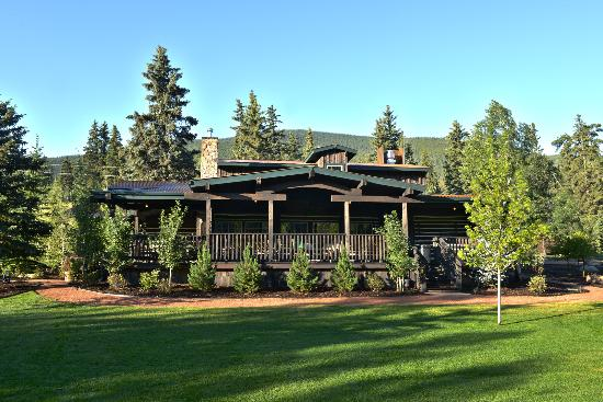 Lake George, CO: The Fishing Camp - Main Lodge