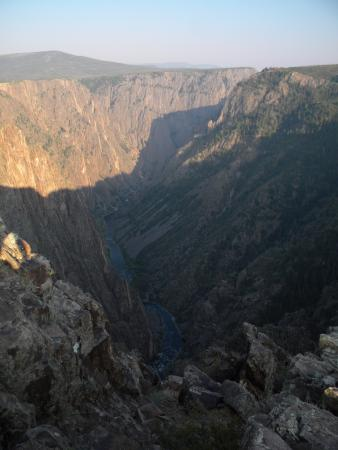 Black Canyon Of The Gunnison National Park, CO: Black Canyon of the Gunnison