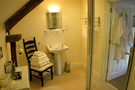 Llanover, UK: Elemmire Room 5 En-suite