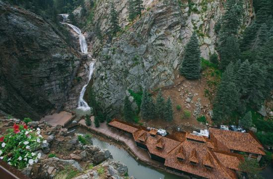 Seven Falls Colorado Springs Co Address Phone Number