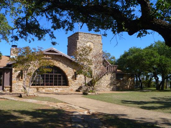 Brownwood, TX: The lodge pavillion