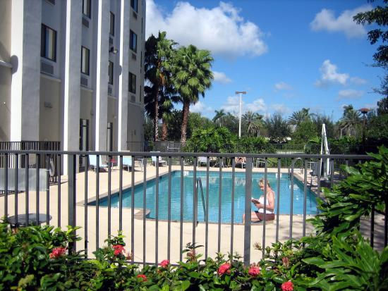 Springhill Suites By Marriott West Palm Beach Reviews