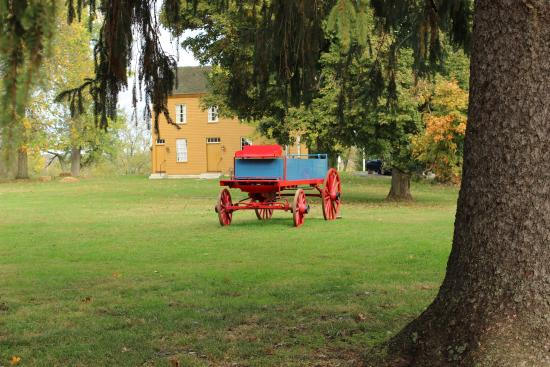 Harrodsburg, KY: Surprises of farming and rural culture abound.