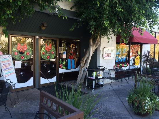 Newbury Park, CA: Side St. Cafe