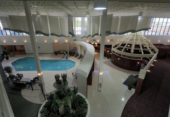 Indoor Pool Fitness Center Picture Of Courtyard By Marriott Columbus West Columbus