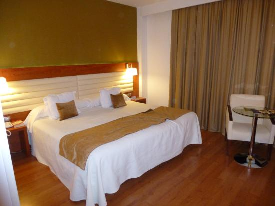 Room picture of monte triana hotel seville tripadvisor - Hotel monte triana seville ...