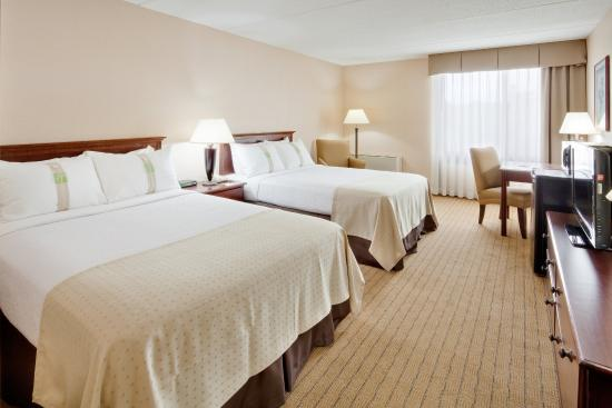 Auburn, NY: Double Bed Rooms are ideal for families