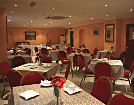 Restaurant picture of apollo hotel bayswater london for 64 queensborough terrace bayswater london w2 3sh