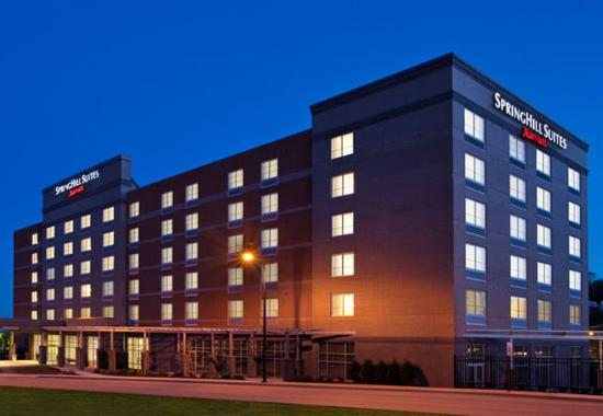 SpringHill Suites Pittsburgh Southside Works