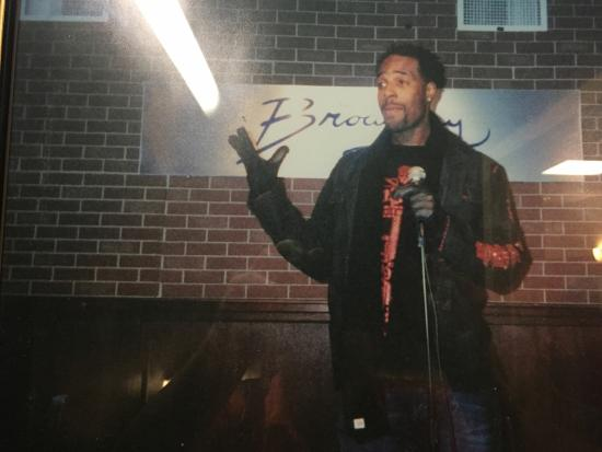 Broadway Comedy Club: Shawn Wayans