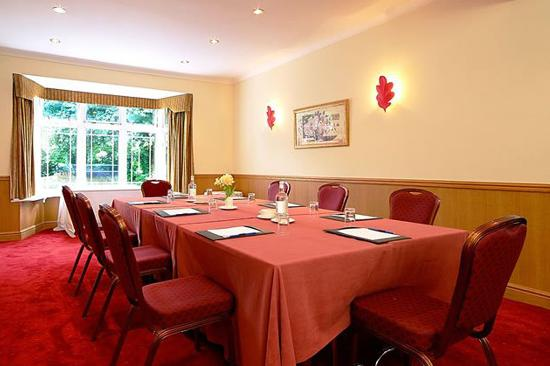 Meeting room - Picture of Brookfield Hotel, Emsworth ...