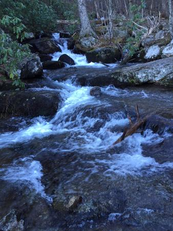 Wintergreen, VA: Stream