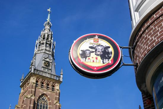 Schagen, The Netherlands: Stierenpils