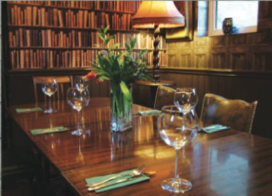 Corbridge, UK: Private dining room