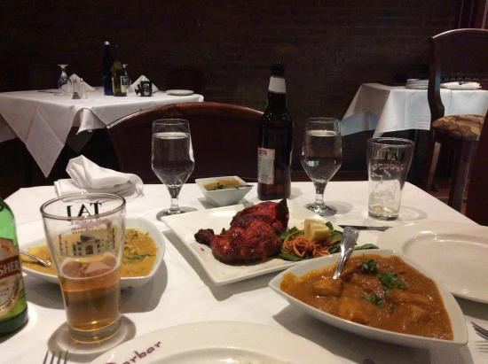 ALMUERZO EN DARBAR Picture Of Darbar Fine Indian Cuisine New York City T