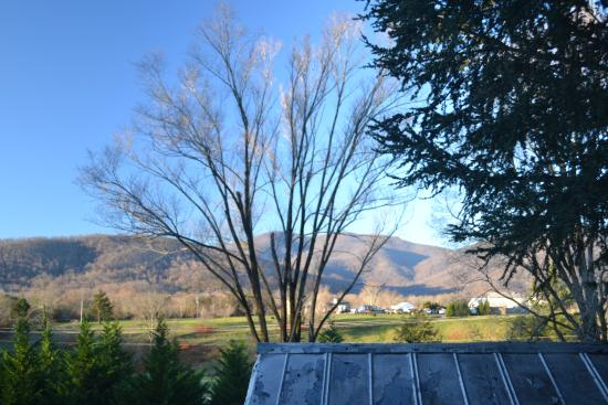 Afton, VA: View from the deck