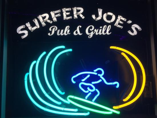 Crescent Beach, FL: Surfer Joe's