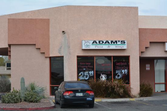 Tolleson, AZ: Adam's Pizza and Wings