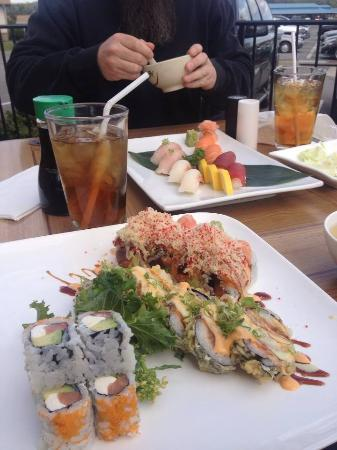 Mineral, VA: Tiger roll is awesome!
