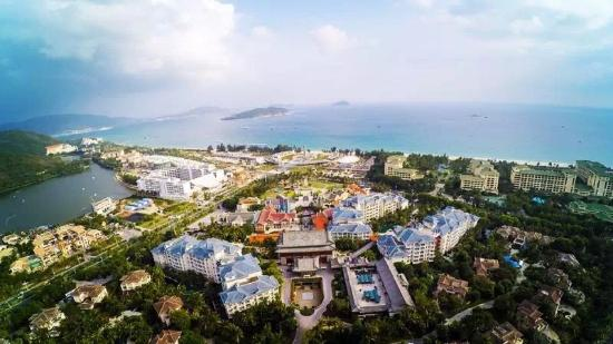 Huayu Resort and Spa Yanglong Bay Sanya