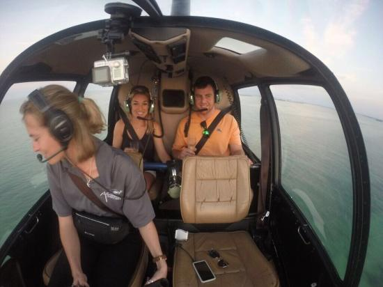 Photo0jpg  Picture Of Air Adventures Helicopter Tours Key West  TripAdvisor