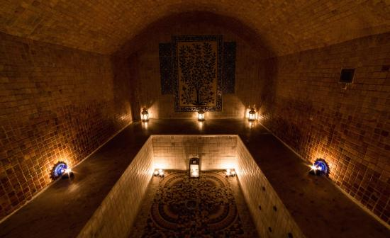 our hammam steam room picture of casa spa london. Black Bedroom Furniture Sets. Home Design Ideas