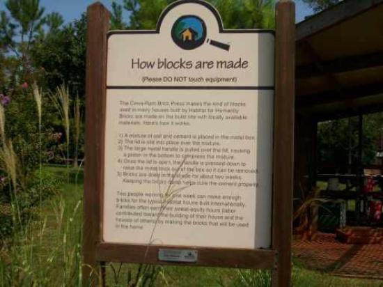 Americus, GA: HFHI Discovery Center and Global Village _ 12