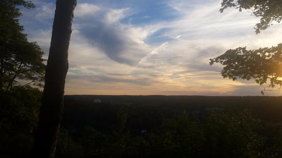 Minden, Canada: Another Sunset from Panoram Park