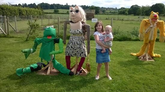 Rowde, UK: Muppets Attraction