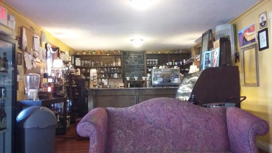 Hollister, MO: Vintage Paris Coffee and Wine Cafe