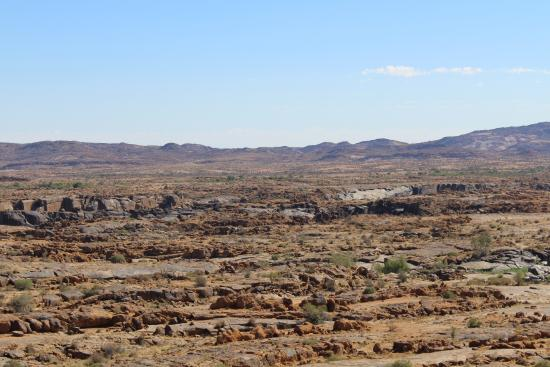 Augrabies Falls National Park, South Africa: The Kalahari