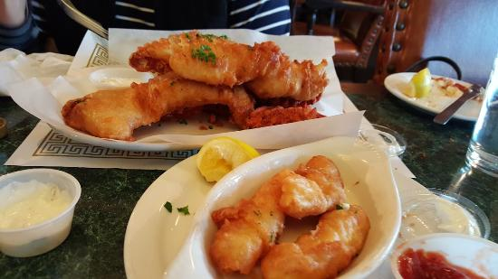 Nice, CA: Fish and chips