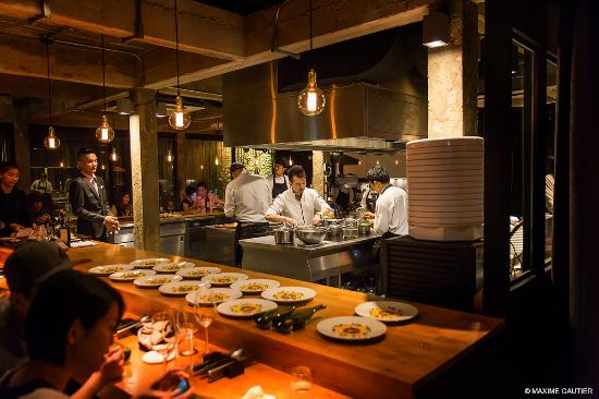 Aston Dining Room And Bar Pantip Chefs Picture Of Bangkok