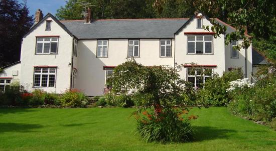 Exford, UK: Stockleigh Lodge
