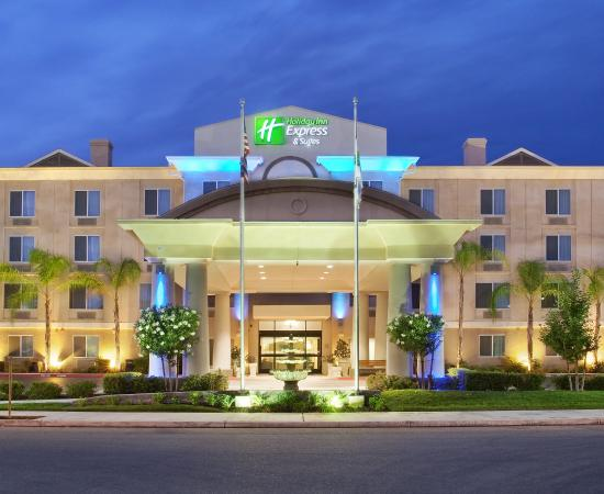Holiday Inn Express Hotel & Suites Fresno (River Park) Hwy 41