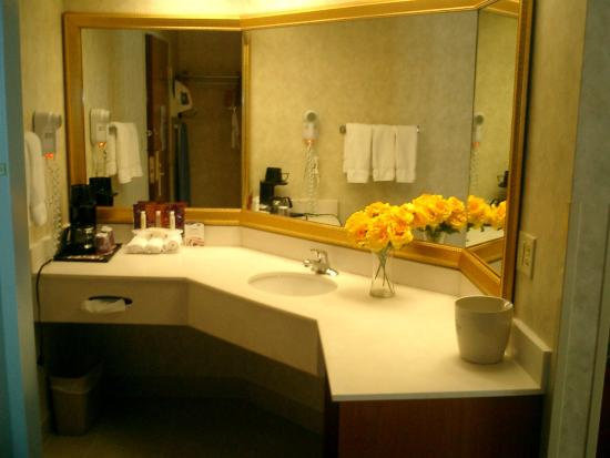 Holiday Inn Express Evansville West: Deluxe Room
