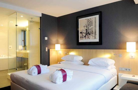 Mercure Hotel Amsterdam City: Guest Room