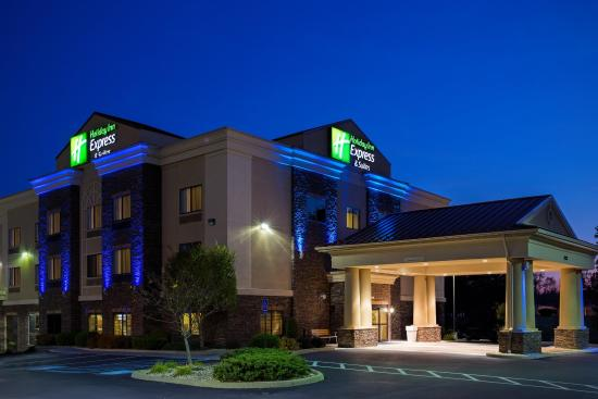 Holiday Inn Express Hotel & Suites Lewisburg: Holiday Inn Express & Suites- Lewisburg, WV