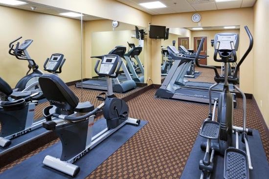 Somerset, KY: Work out in our well-equipped Fitness Center