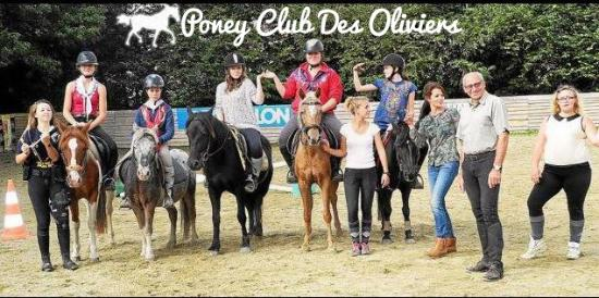 La Foret-Fouesnant, France: poney club