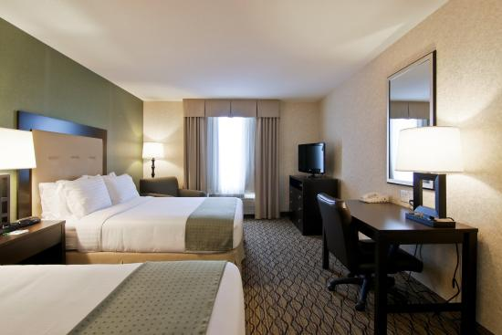 Sherwood Park, Canada: Double Bed Guest Room