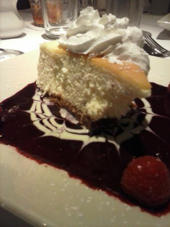 Greenbrae, CA: Cheesecake at Jasons