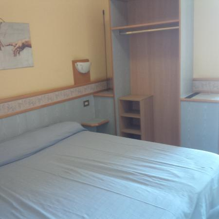 Cadeo, Italy: camere