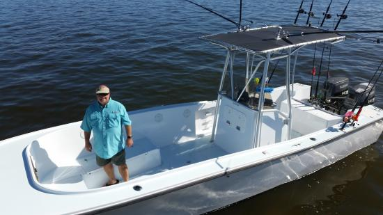 Book today for Central florida fishing charters